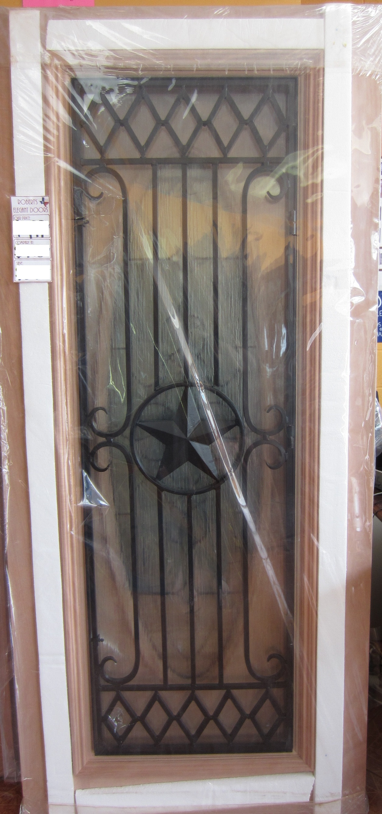 2676 #7F614C Houston Cheap Doors Houston Doors Front Doors Houston    wallpaper Mahogany Doors Houston 46051255